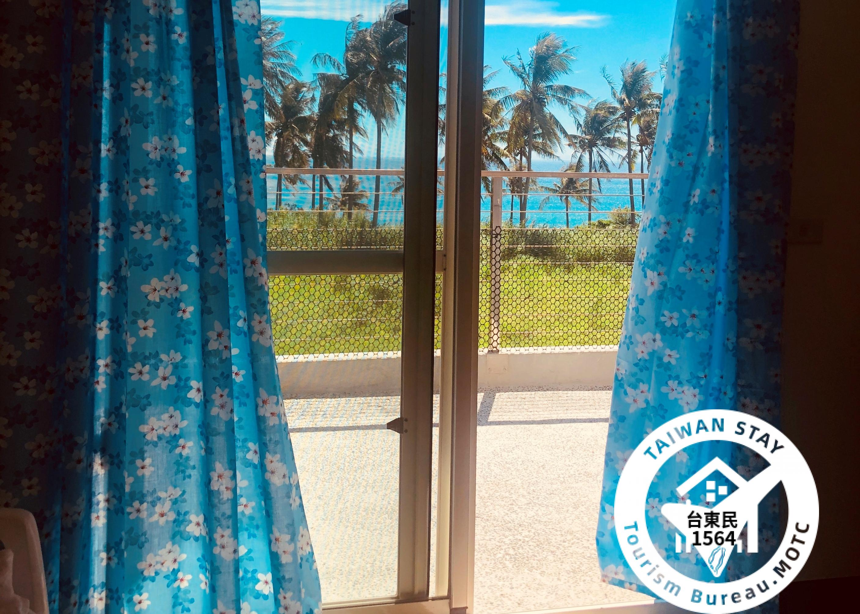 Spring, Summer, Autumn and Winter Sea View Homestay