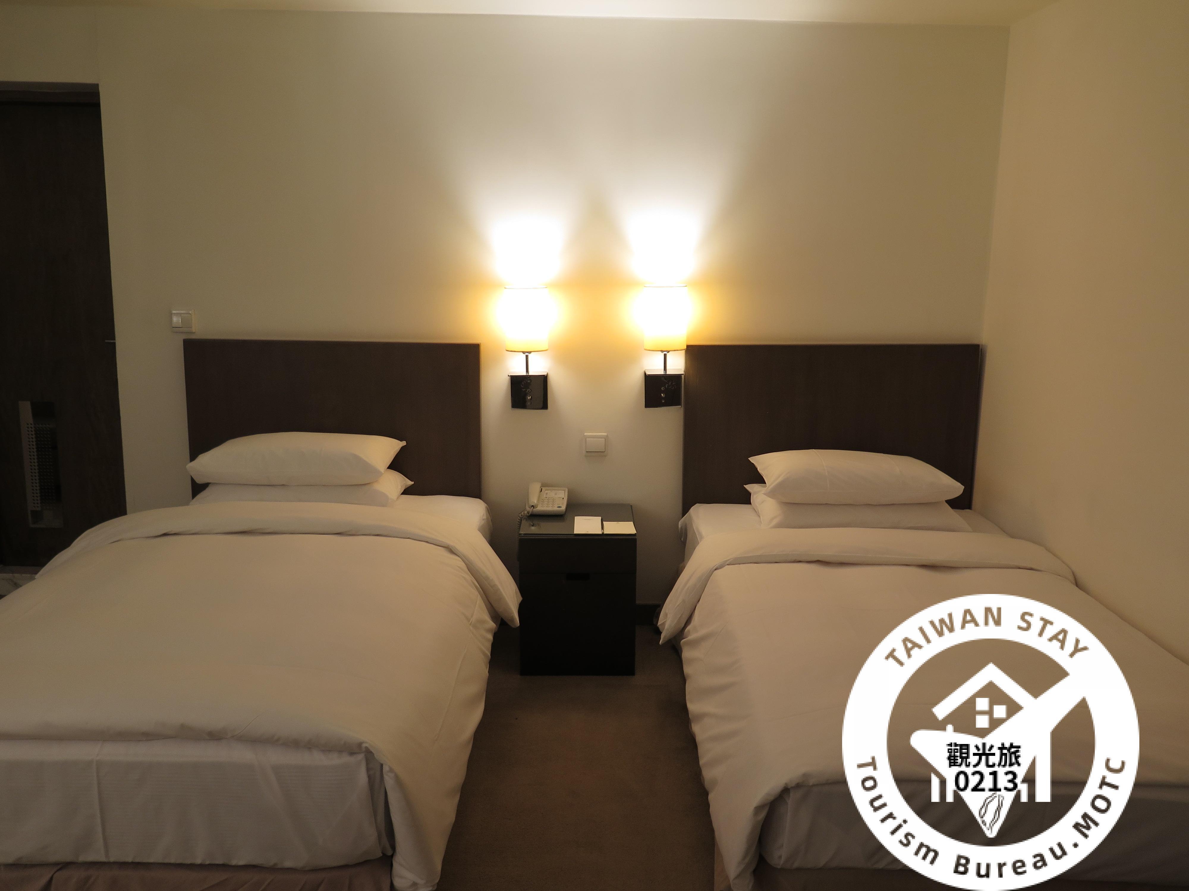 精緻雙床房照片_1