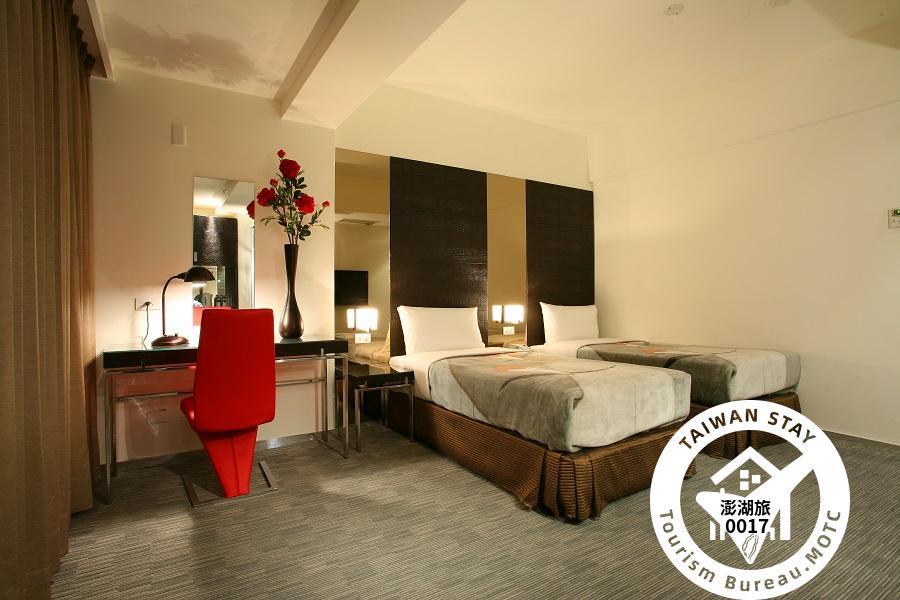 商務雙床2人房照片_1