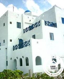 綠海城堡民宿