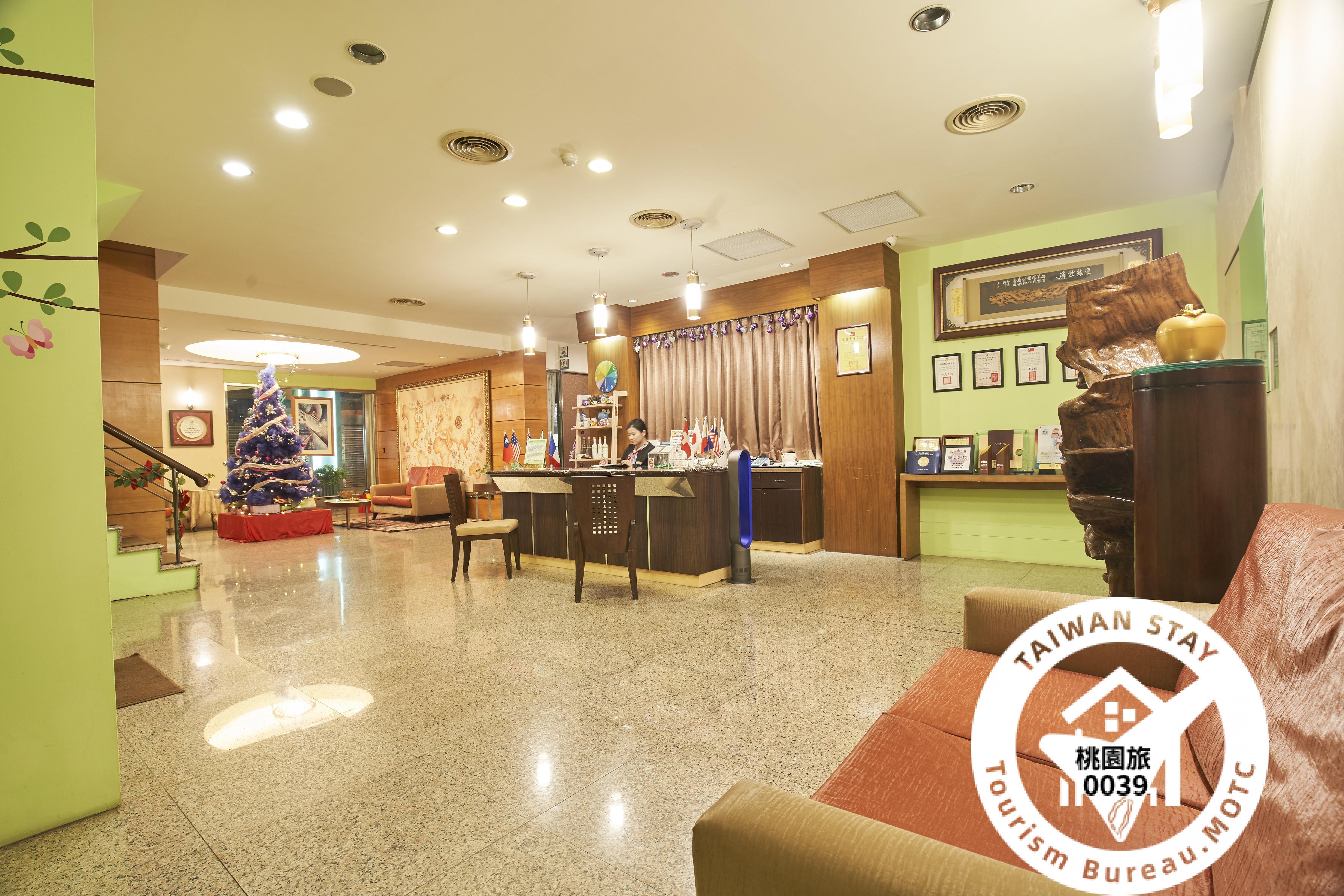 甲桂林ビジネスホテル(甲桂林商務旅館)