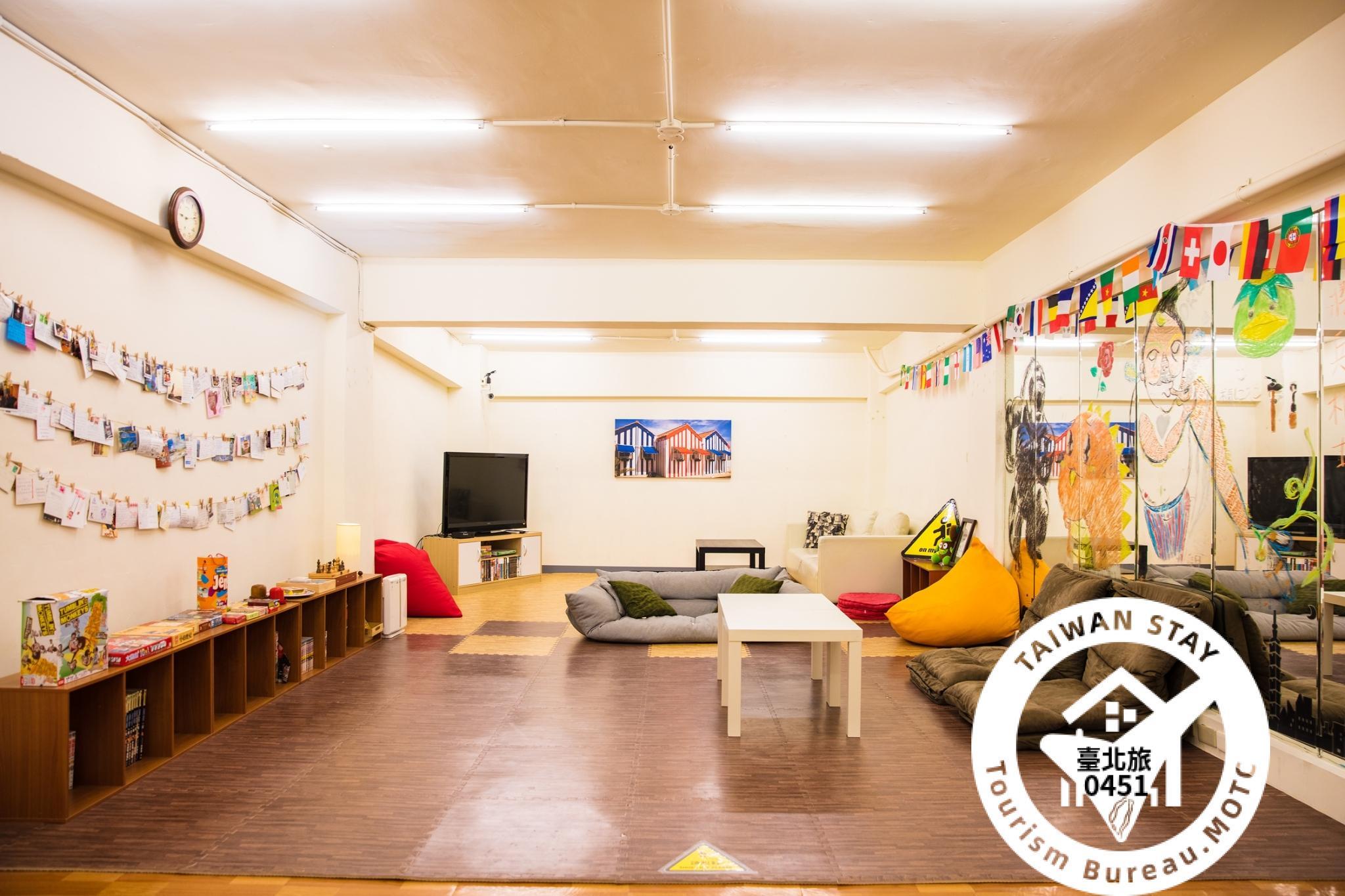 途中‧台北國際青年旅舍