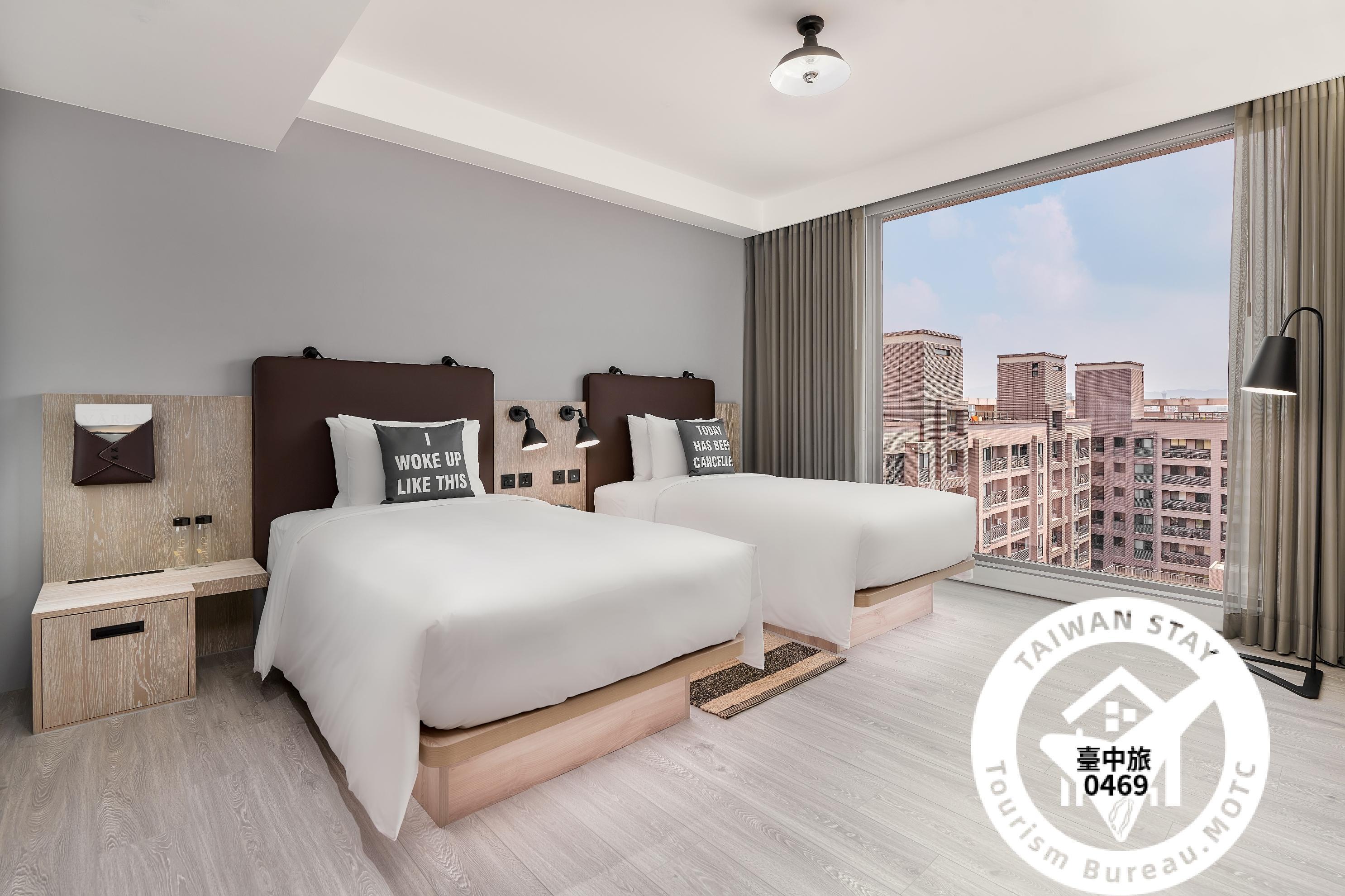 高級客房 兩小床照片_1