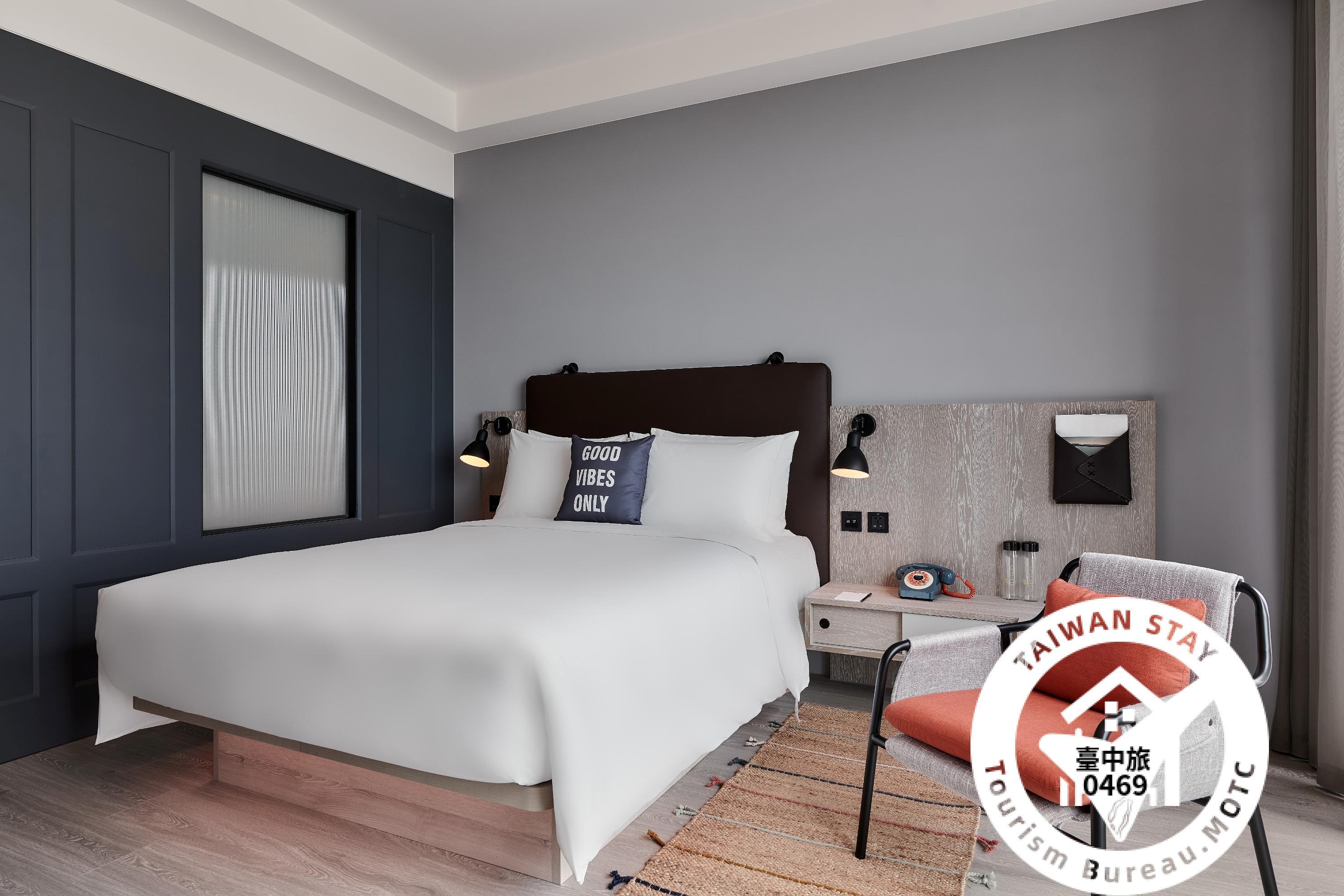 豪華客房 一大床照片_2