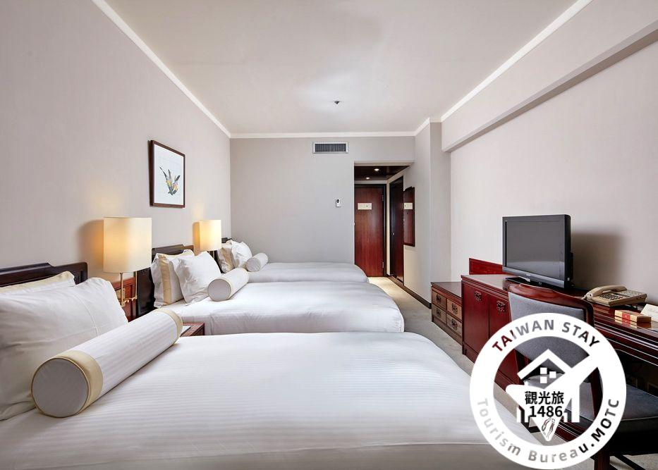 高級三床房照片_1