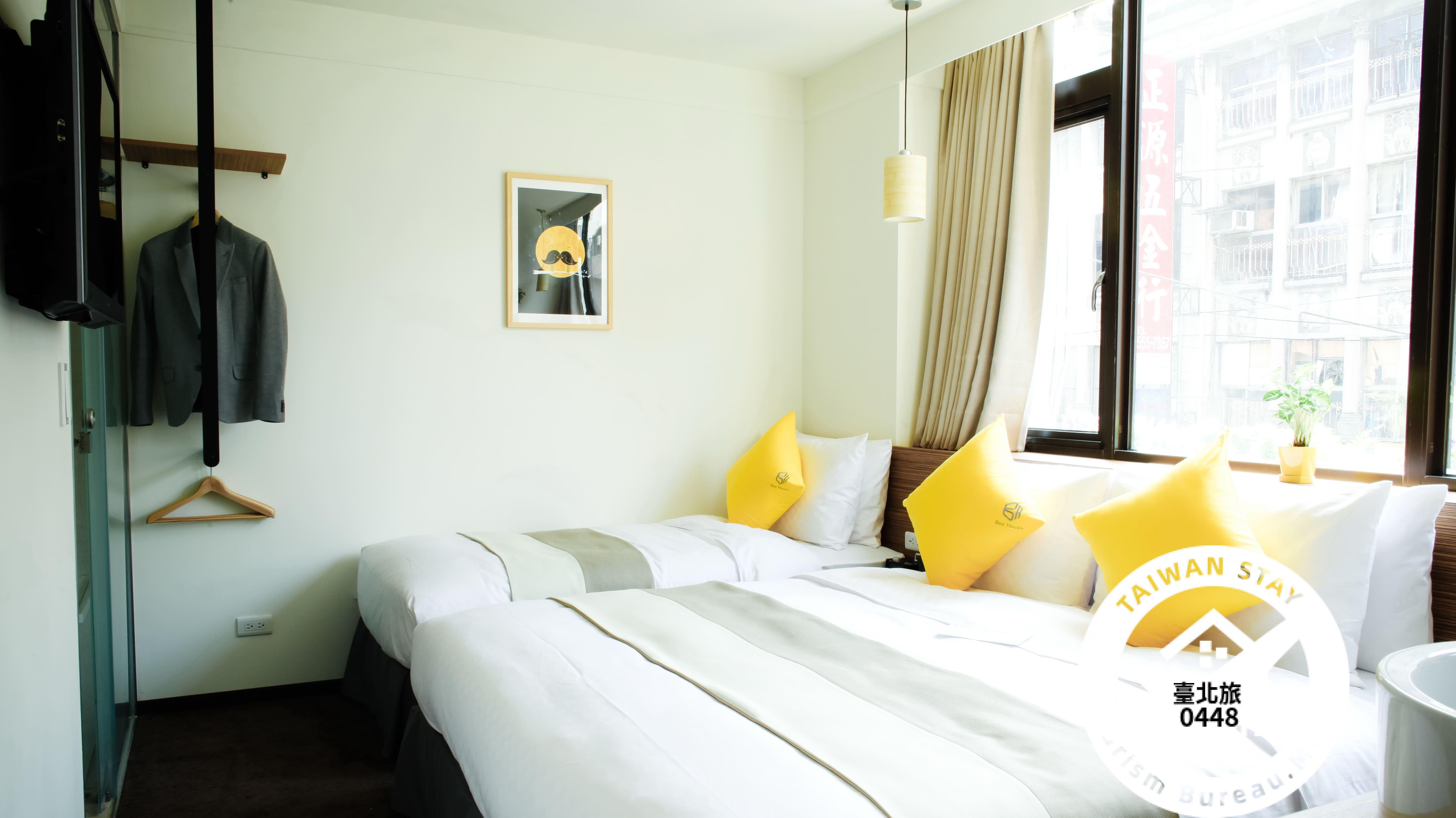 豪華客房(一大床一小床)照片_1