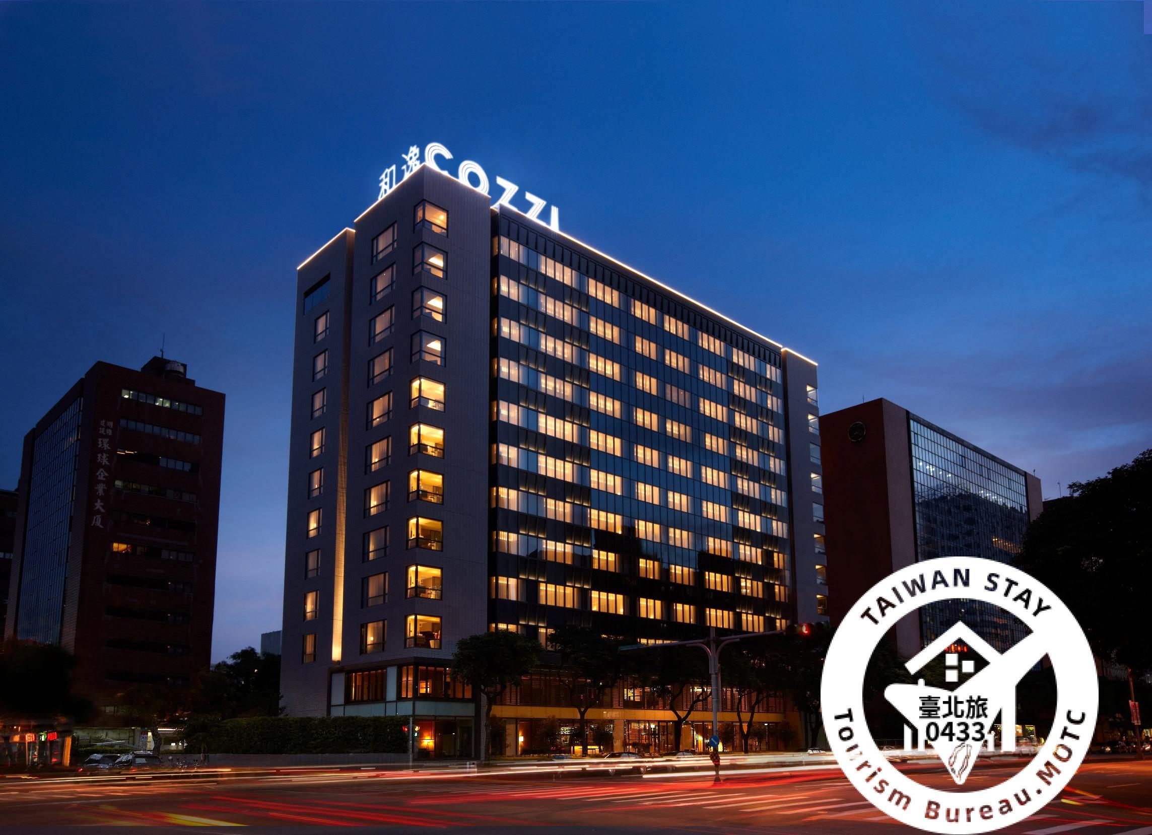 Hotel Cozzi Mingsheng Taipei