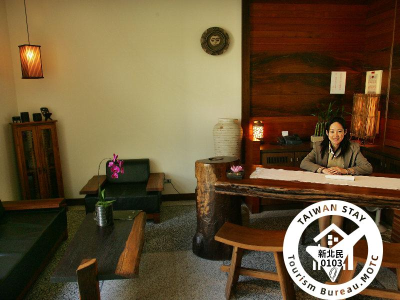 Di Pan Hot Spring Homestay
