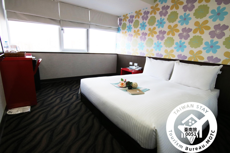 ECFA ホテル ピュマ(愛客發商務旅館台南A館)