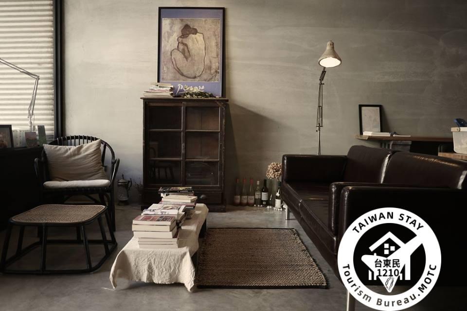 裏庭のベッド&ブレックファスト(後院民宿)