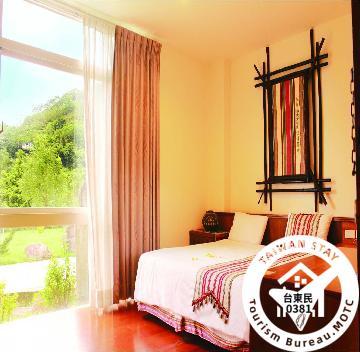 竹の家を愛しベッド&ブレックファスト(竹林愛屋民宿)