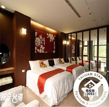 潭暉ホテル(潭暉時尚風華飯店)