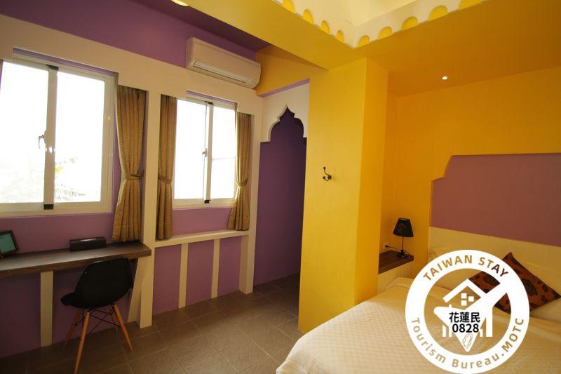 摩洛哥雙人海景套房照片_1