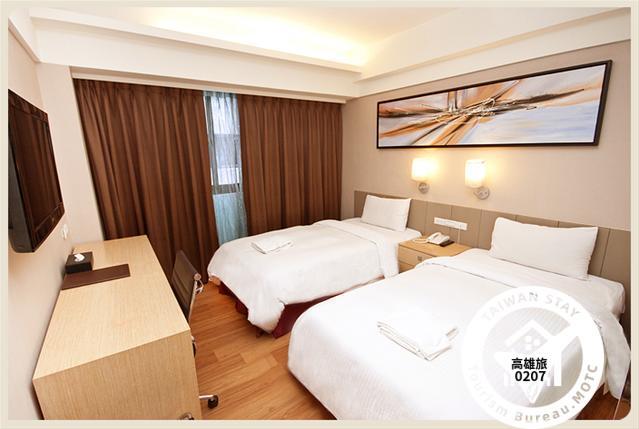 標準雙人房二小床照片_1