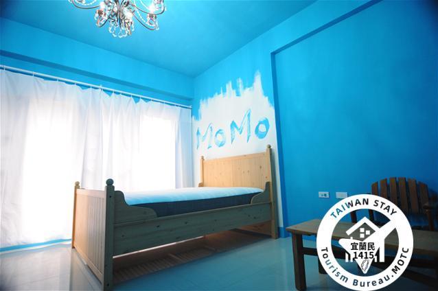 淡藍樹屋照片_1