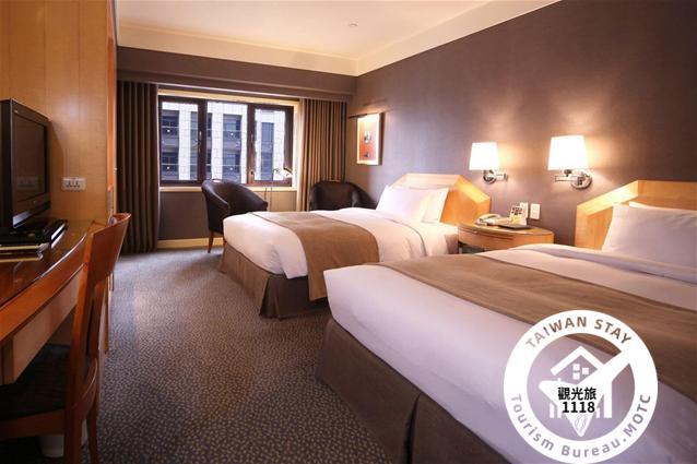 豪華客房兩床照片_1