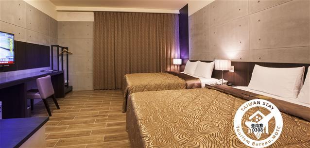 雙床套房照片_1