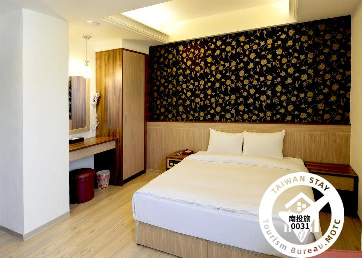 單床雙人房照片_1