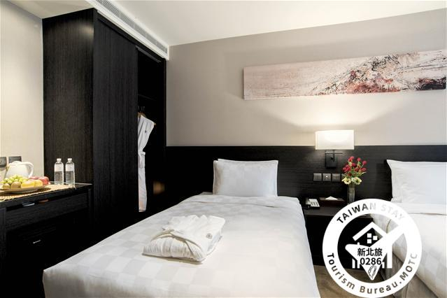 豪華雙床房照片_1