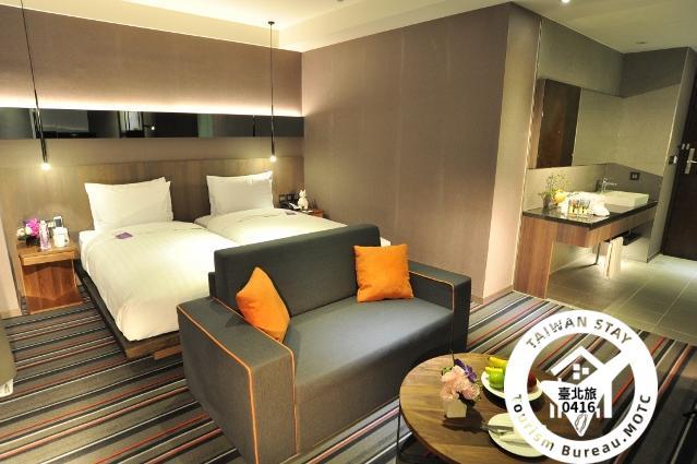 永安套房Grand Suite (一大床Double Bed)照片_1