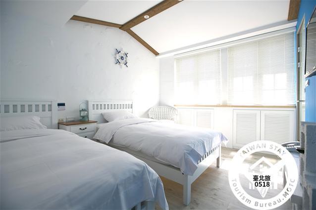 地中海景觀2人房單床照片_1