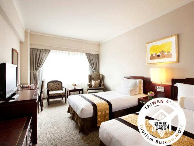 高級雙床房照片_1