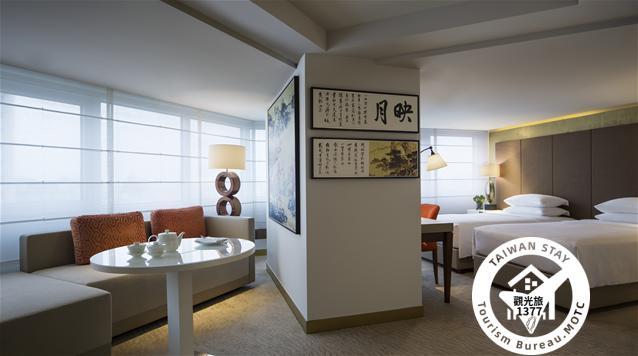 君悅尊尚客房(Grand Premier Room)照片_1