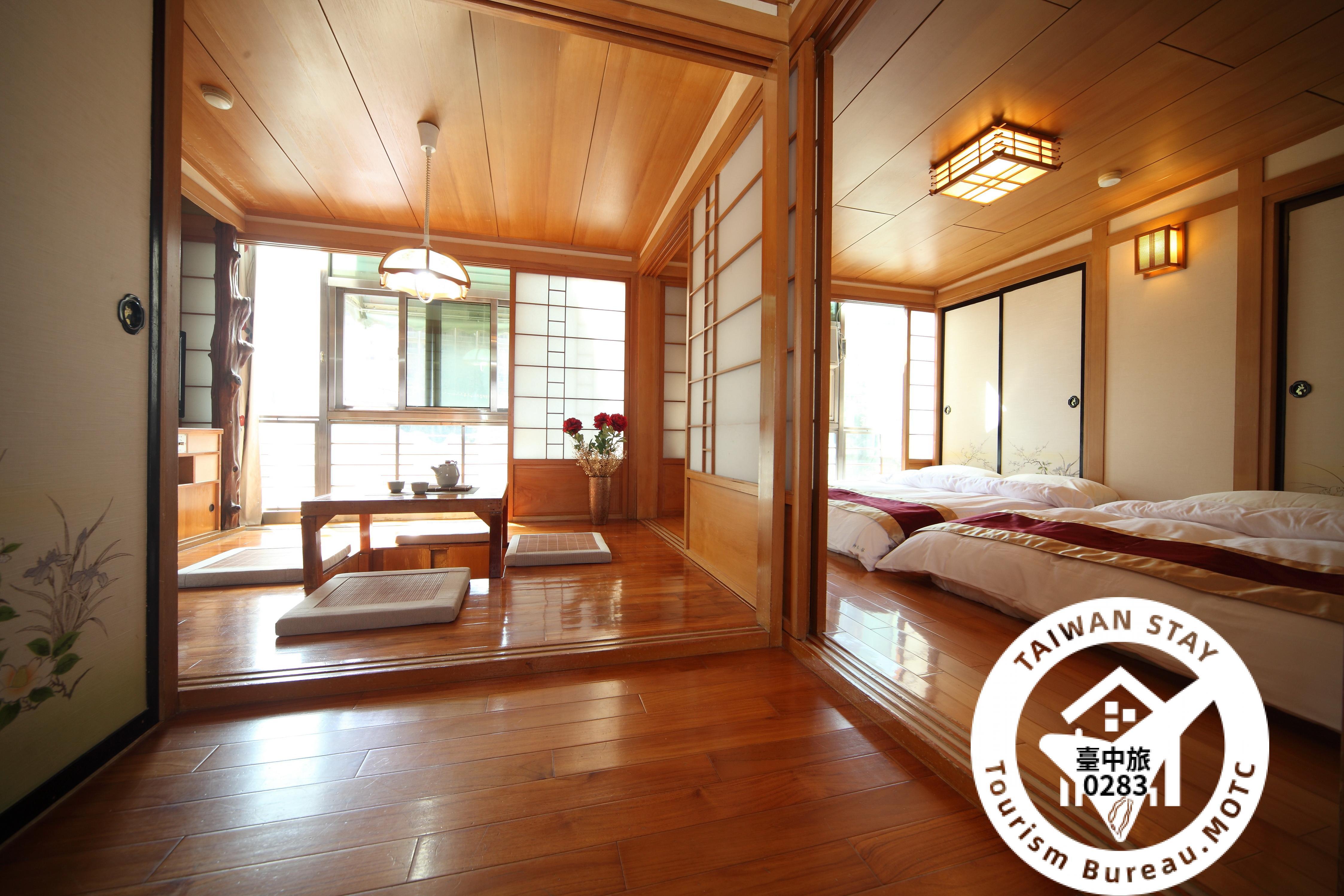 日式四人房照片_1