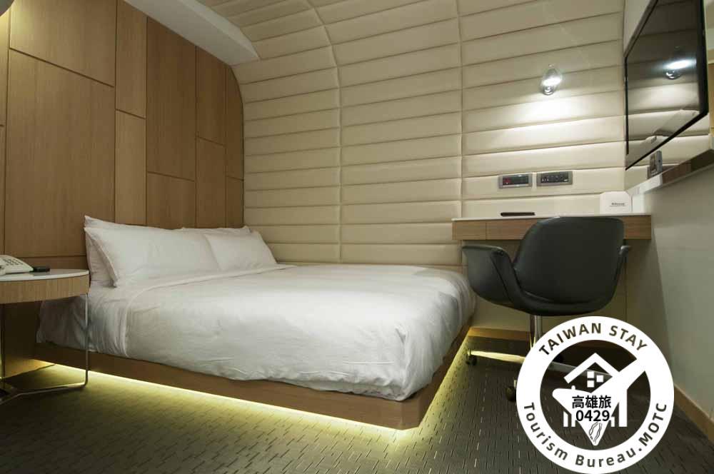 商務雙人房(1大床)照片_1