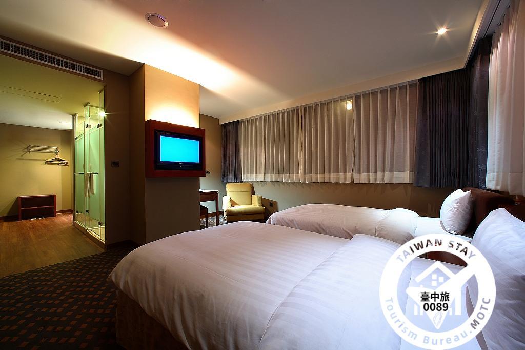精緻雙床房Standard Twin Room照片_1