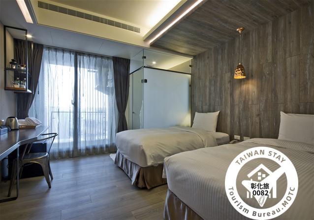 經典雙床房照片_1