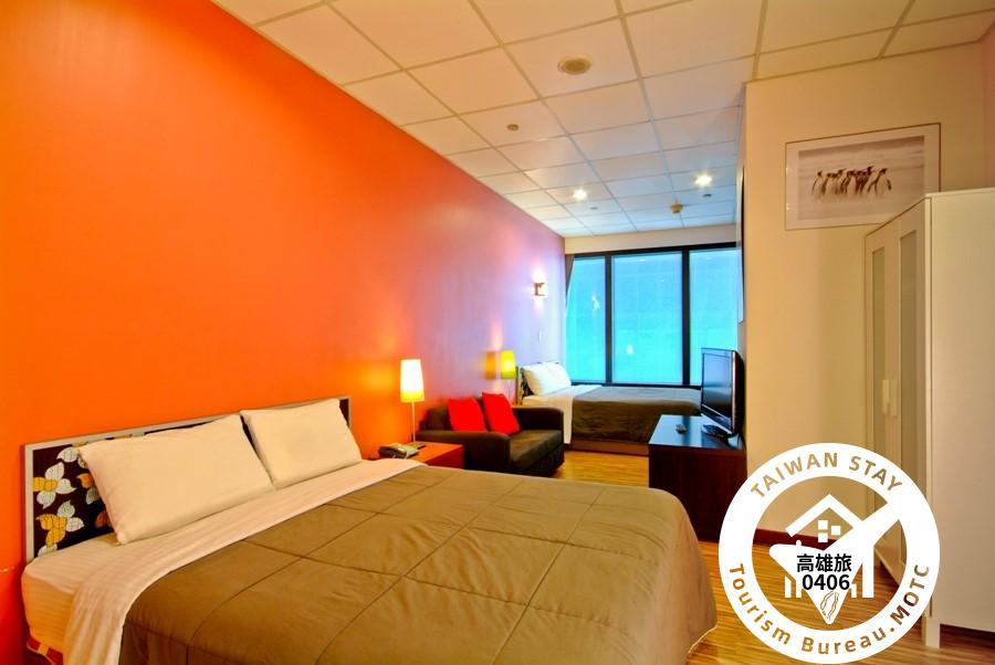 側景觀雙床房照片_1