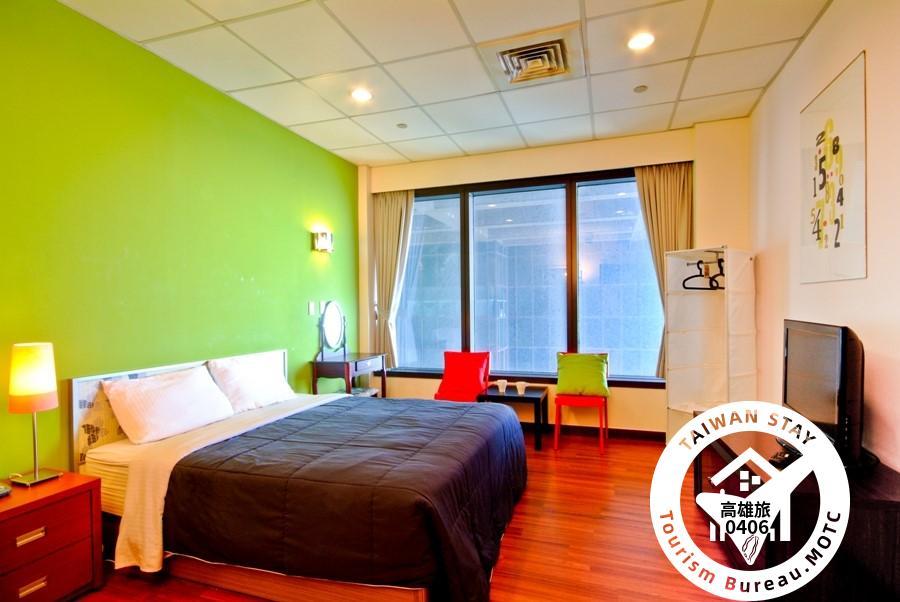 側景觀單床房照片_1