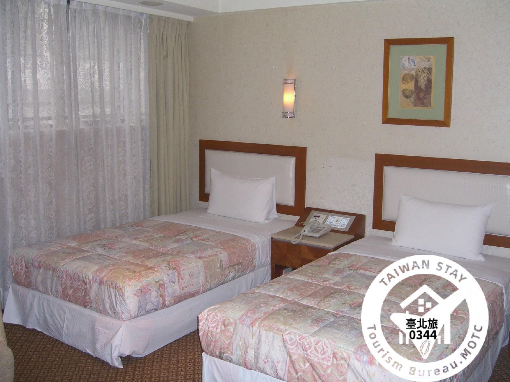 雙人床客房照片_1