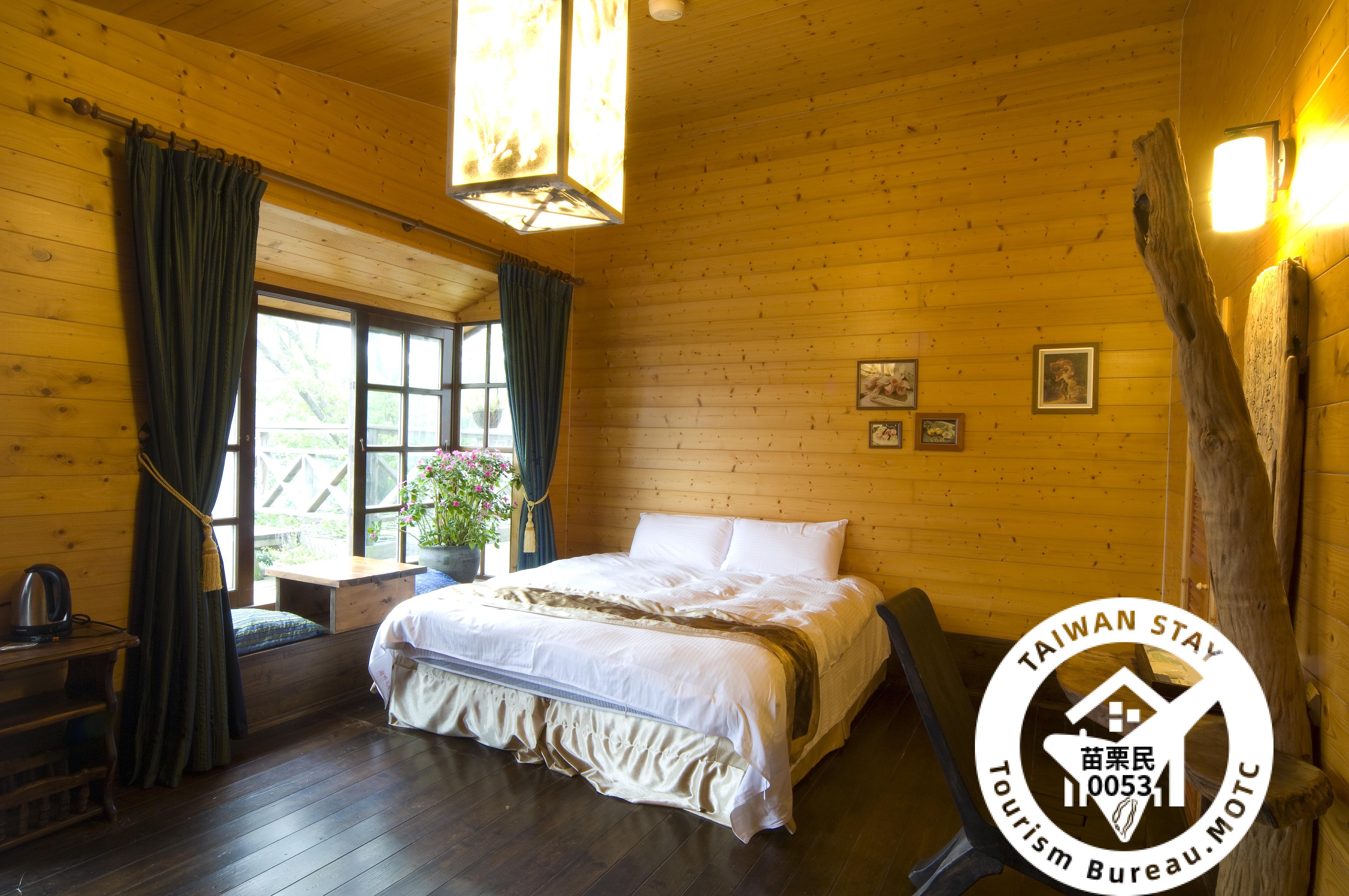 樓上小木屋雙人套房照片_1
