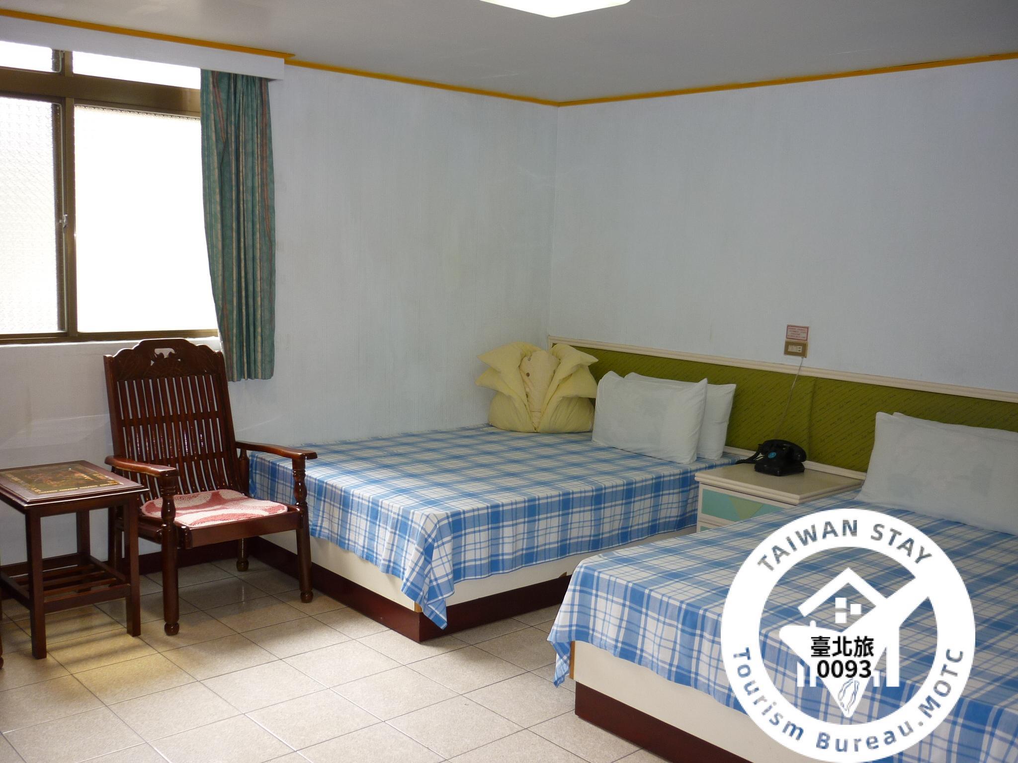 雙 床 房照片_1