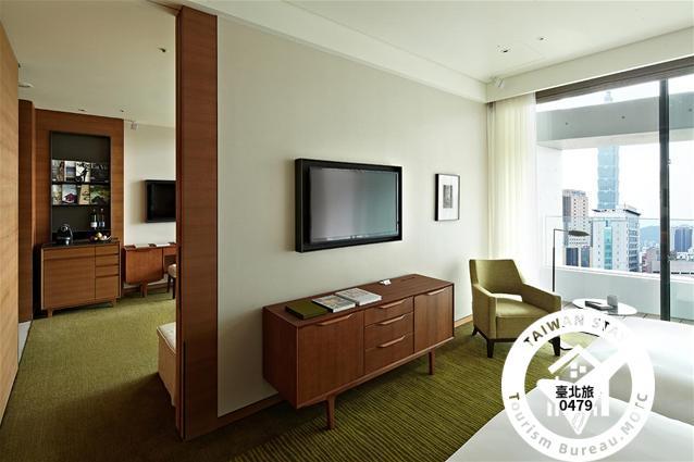 行政套房Suite(提供市景或山景)照片_1