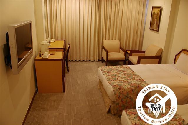 標準雙床房 Standard Twin照片_1