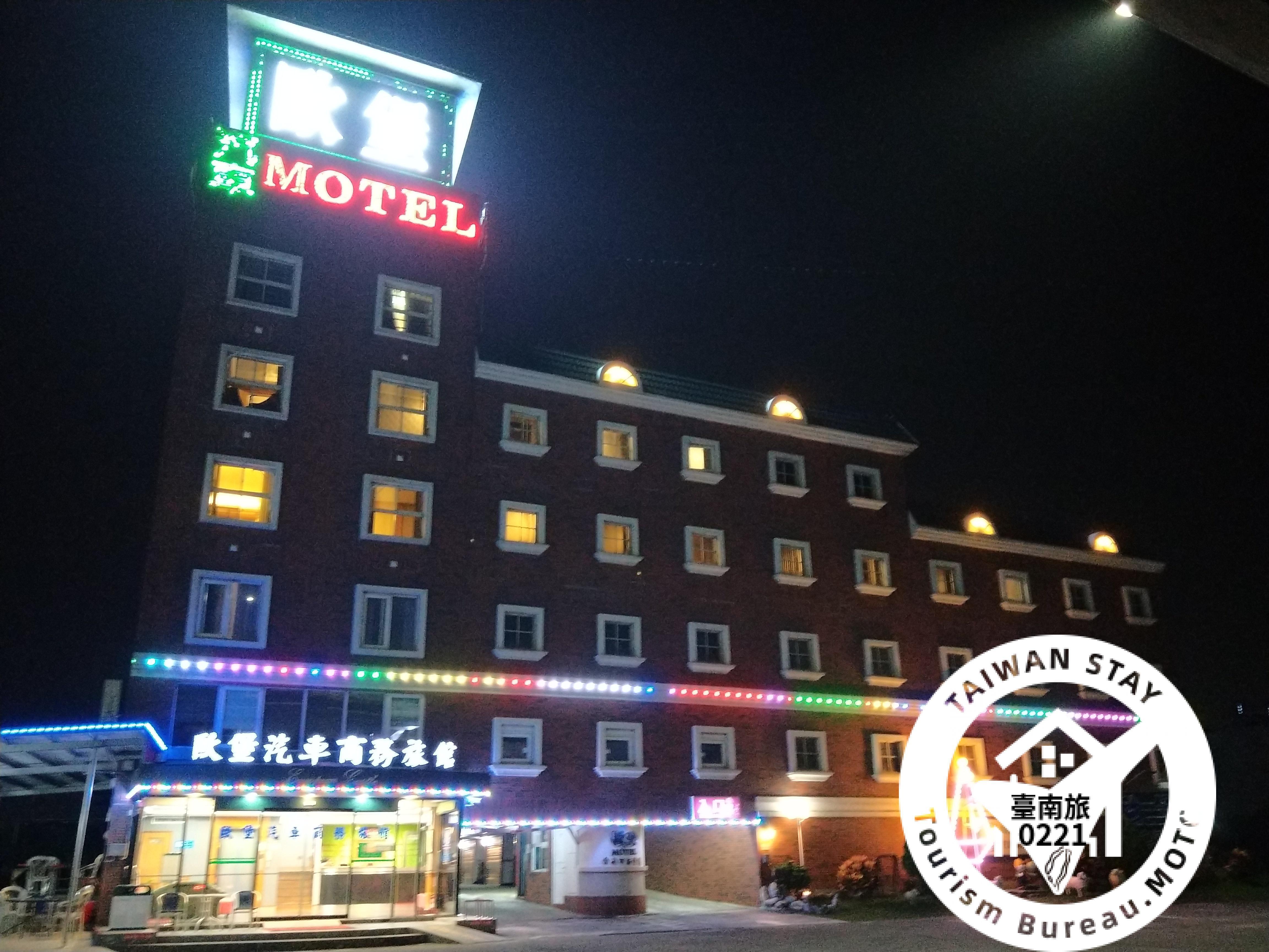 European castle hotel