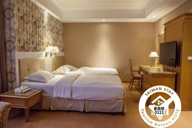 商務雙床房照片_1