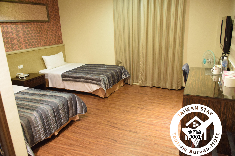ホンフ ホテル(宏福旅店)