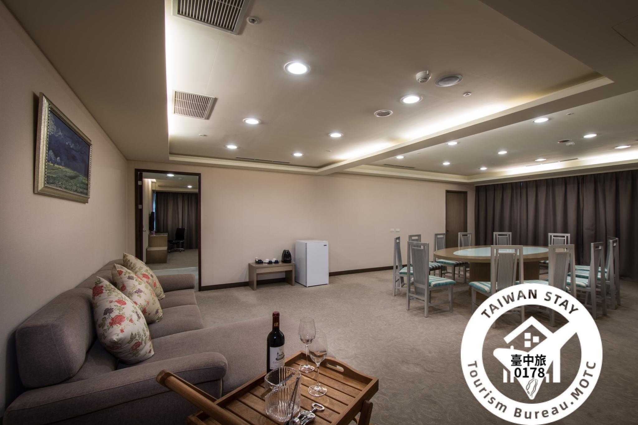 尊爵商務套房Premier Suite照片_1