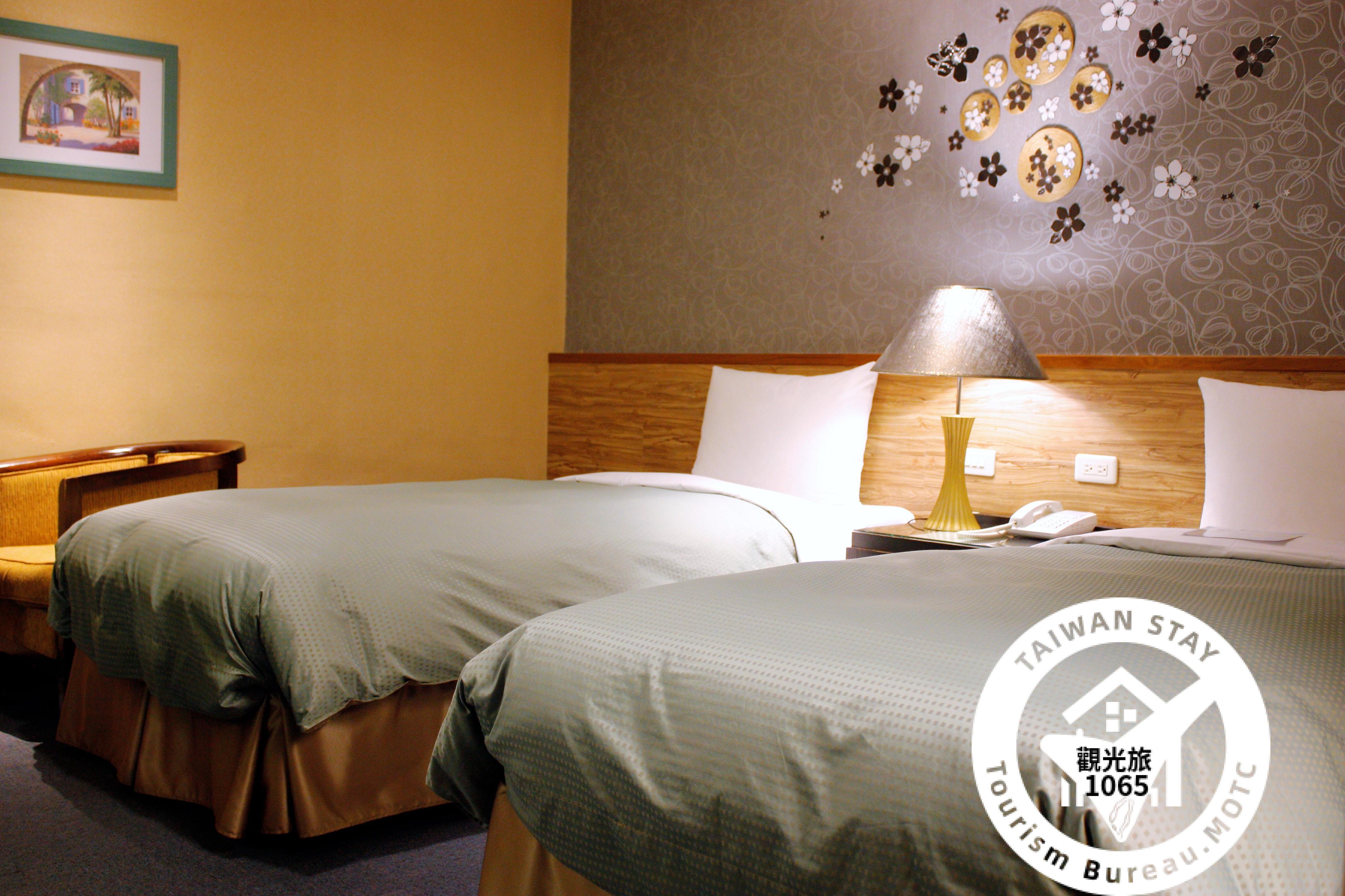 標準雙床房照片_2