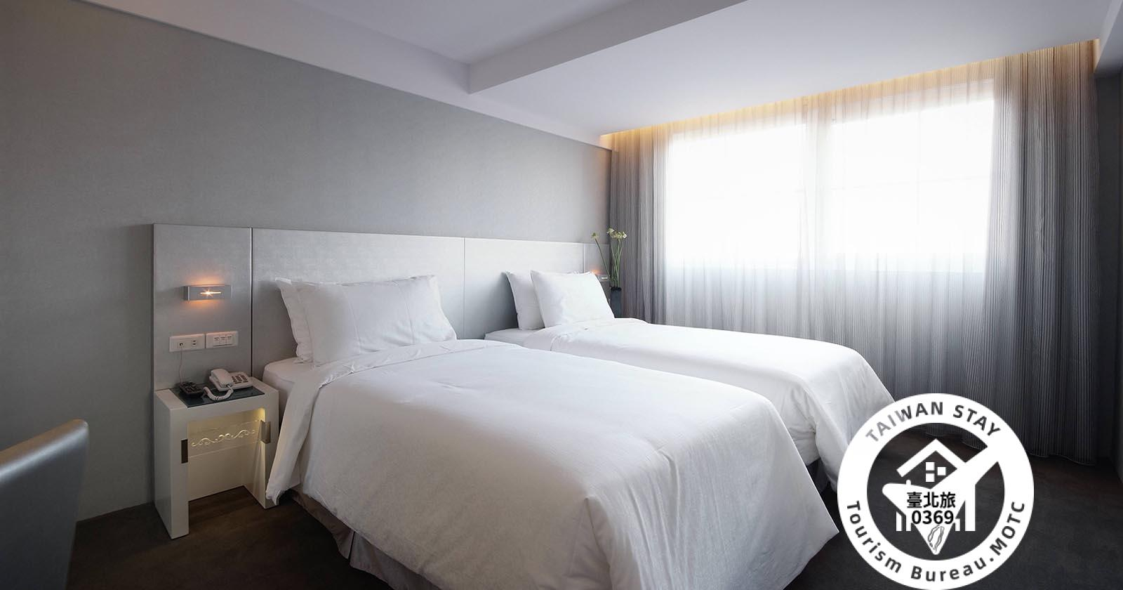 精緻客房兩小床照片_2