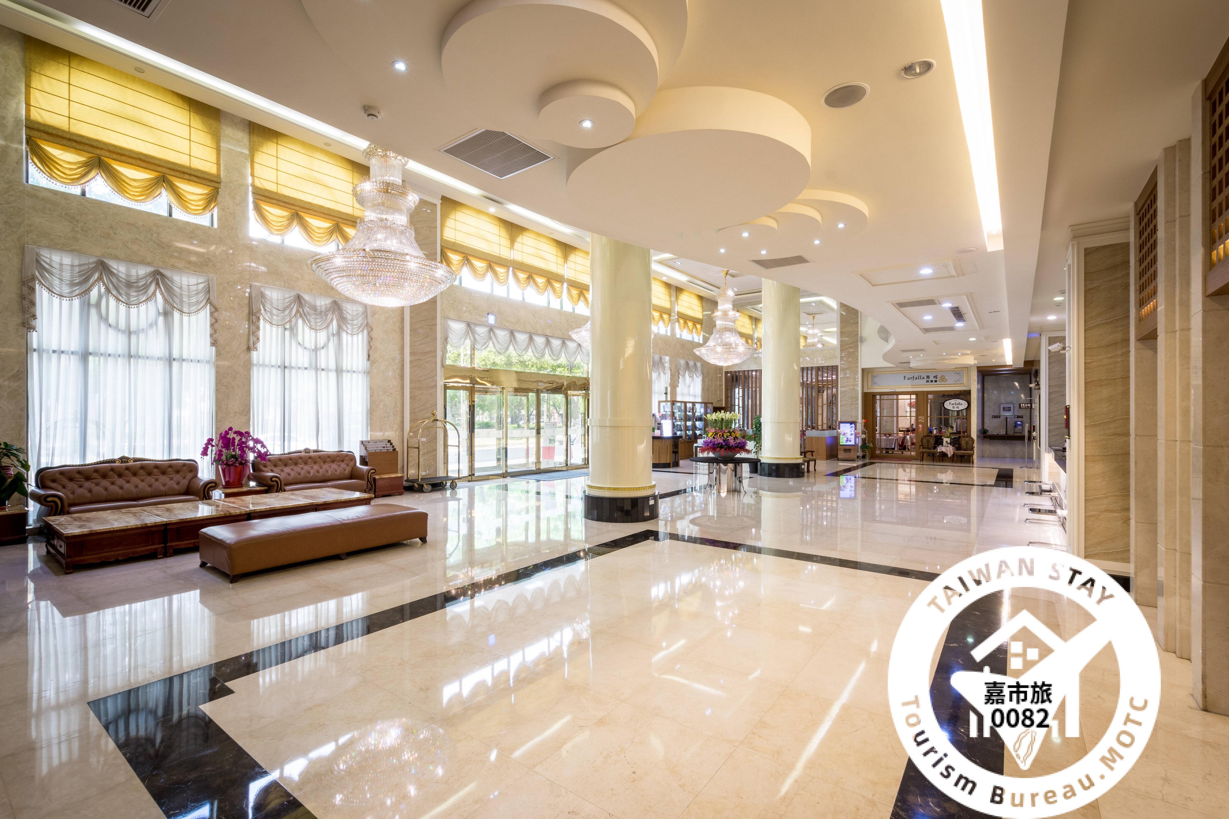 阿里山之峰皇品酒店