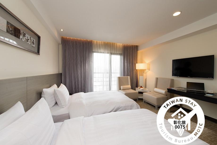 高級雙床房照片_3