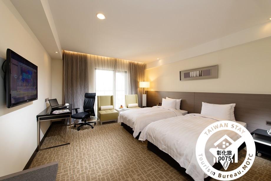 豪華雙床房照片_2