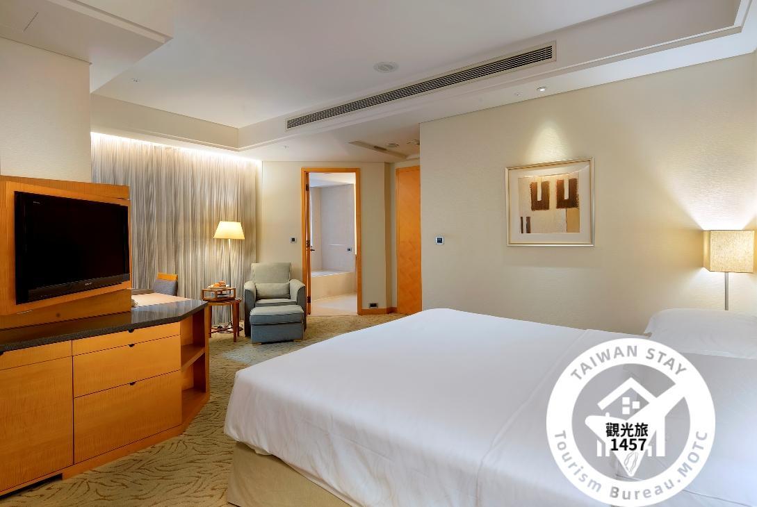 豪華客房一大床或兩小床照片_2