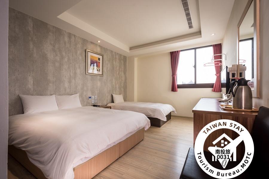 雙床三人房照片_2