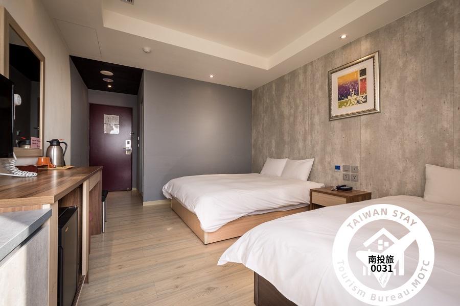 雙床三人房照片_3